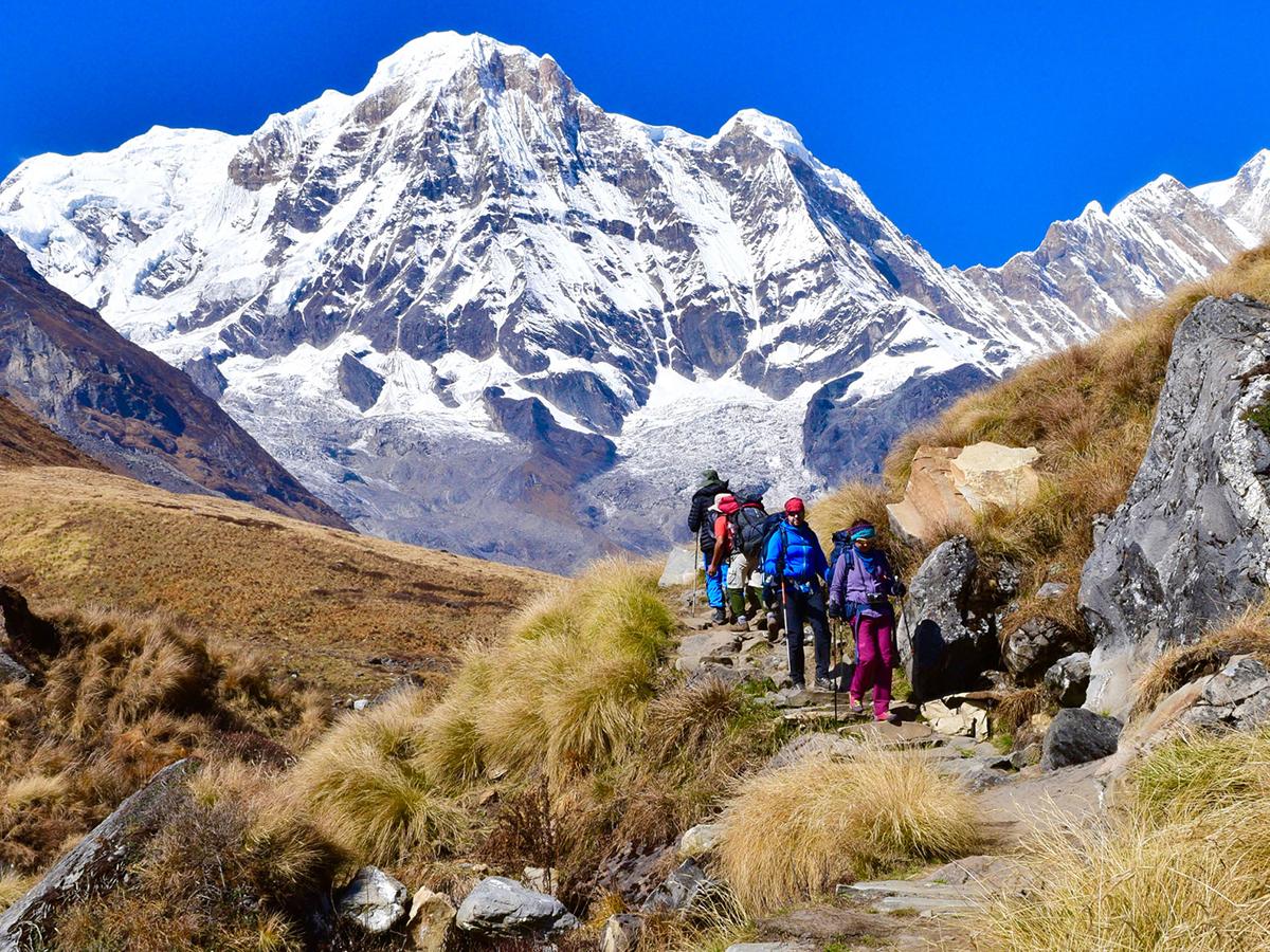 Annapurna Base Camp Trek Itinerary