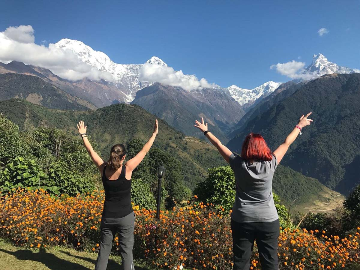 Best hikes in Nepal