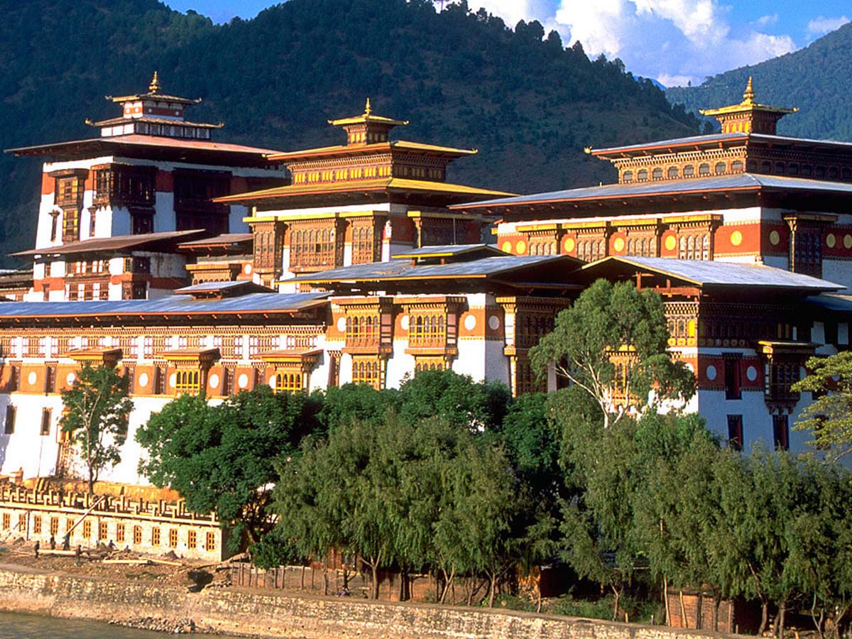 Bhutan tours from Nepal