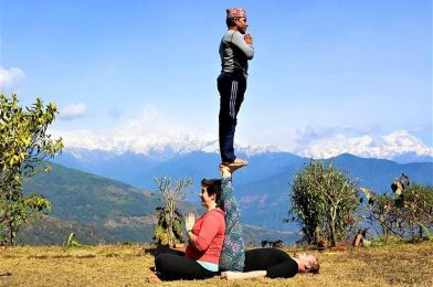 Four days yoga and meditation retreat in Kathmandu
