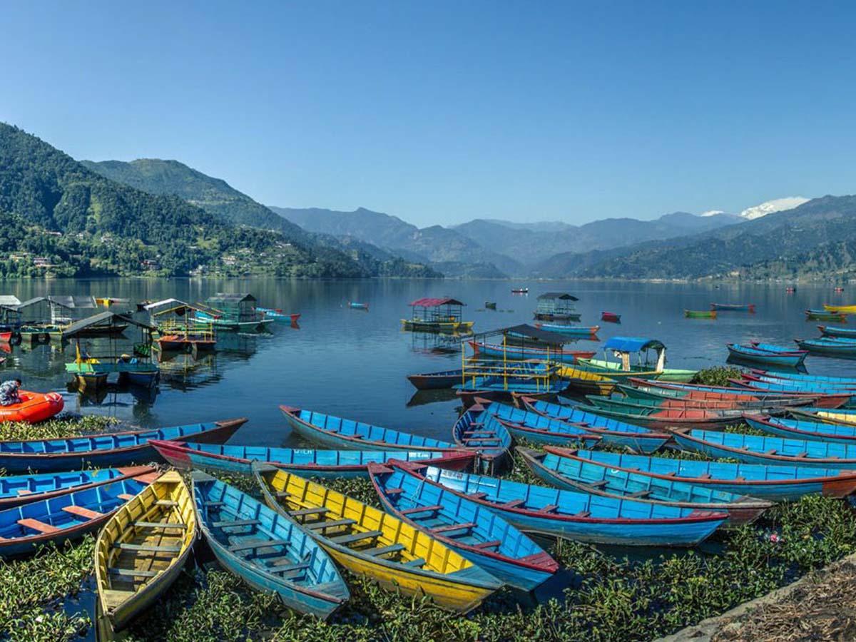 Honeymoon to Nepal