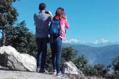 1 day Hike in Kathmandu