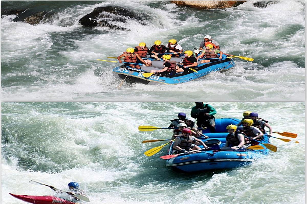 Rafting Day Trip from Kathmandu