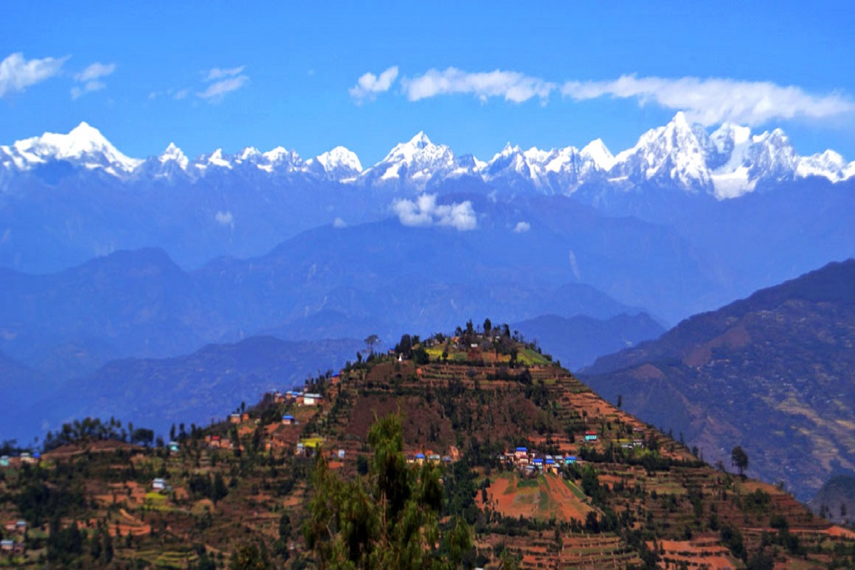 Day hikes from Kathmandu