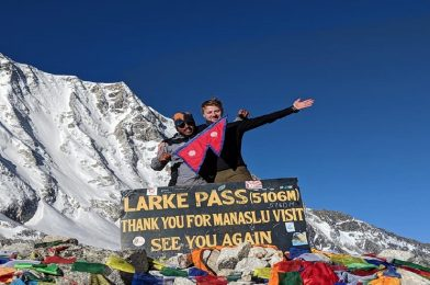 Nepal Tour Guide / Trekking Guide