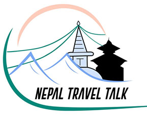 Nepal Travel Talk Logo