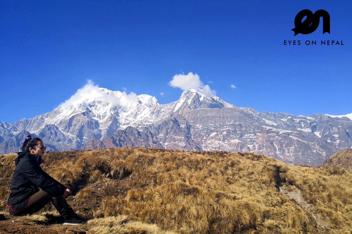 mardi himal trek 4 days in november